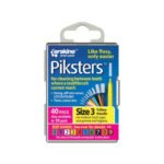 Piksters Interdental Brushes Size 3 Yellow - 40 Pack
